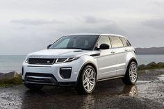 Officieel: Range Rover Evoque facelift   Autonieuws - AutoWeek.nl
