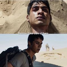 #TheScorchTrials - Winston :( Maze Runner Quotes, Maze Runner Trilogy, Maze Runner Movie, Maze Runner Series, The Scorch Trials, Aidan Gillen, James Dashner, The Fault In Our Stars, Thomas Brodie Sangster