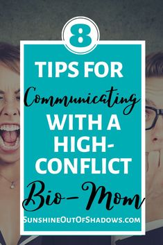 Are you a Stepmom? Are you in a high-conflict situation? Do you or your partner struggle with how you should communicate with a high-conflict bio mom? Here are 8 tips I have come up with over my 12 years in a high-conflict situation. Step mom | Bonus mom | Blended family | Struggles | Advice | Help | Support My Step Mom, Step Kids, Step Parenting, Single Parenting, Narcissistic Mother, Narcissistic People, Becoming A Stepmom, Parallel Parenting, Text For Her