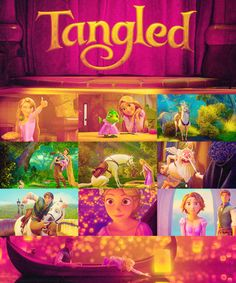 Tangled [2010]    Rapunzel: I've been looking out of a window for eighteen years, dreaming about what I might feel like when those lights rise in the sky. What if it's not everything I dreamed it would be?   Flynn Rider: It will be.   Rapunzel: And what if it is? What do I do then?   Flynn Rider: Well,that's the good part I guess. You get to go find a new dream.