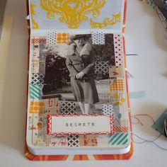 cut & paste journal | mary ann moss