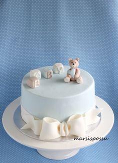 Marsispossu: Kakku vauvakutsuille