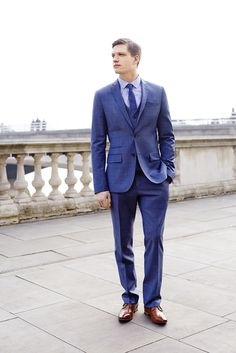 River Island Summer 2015 Tailored Campaign 003 960x300 River Island Does Summer Tailoring for Latest Mens Campaign