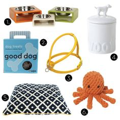 Designer Dog Products from Inubar in toys dining collars leads beds furniture