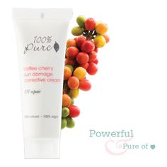 Coffee Cherry Cream is packed full of all-natural nutrients to improve the appearance of sun damaged cells by evening out your skin's tone. You don't have to say goodbye to Summer to say hello to beautiful skin! Receive a full size Coffee Cherry Cream, worth $42, during the Super Gift With Purchase event happening now in store.