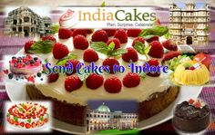 Indore is a huge city in Madhya Pradesh with amazing cuisine and places of interest.It is a great time to send a cake to Indore and make your loved ones happy on all their festive days. Our delivery store indiacakes.com has the biggest and best selection of cakes online in flavors like kiwi, butterscotch, chocolate, and so much more. Birthday cakes in delightful shapes are sure to impress and get you compliments on your good taste.