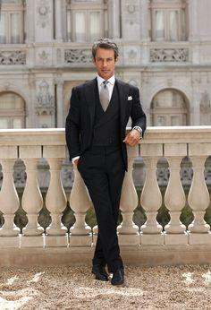 Sophisticated suiting from Purple Label