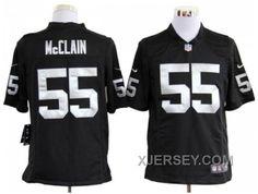 http://www.xjersey.com/cheap-nike-oakland-raiders-55-mcclain-black-game-jerseys.html CHEAP NIKE OAKLAND RAIDERS #55 MCCLAIN BLACK GAME JERSEYS Only $38.00 , Free Shipping!