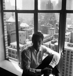 The New York Of Dreams. Alain Delon.