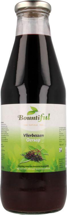 Bountiful Vlierbessensap - D.I.O.