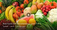 Raw food diet and healthy lifestyle! Vegan 2017 VEGAN 2018 - The Film Raw Food Diet Documentary (english subtitles) Raw Food Diet Documentary (spanish subtitles) Raw Food Diet Documentary (italian subtitles) Raw Food Diet Documentary (swedish subtitles) Raw Food Diet Documentary (german subtitles) La Dieta De Alimentos Crudos (subtitulos en ...