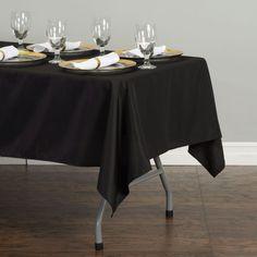 de Poliéster Mantel Rectangular Cocina Elegante Brillo Blanco Plata 70 X 90