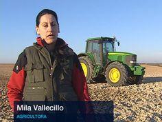 La mujer rural celebra hoy su Día Internacional.