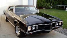 1971 Ford Thunderbird Roadster    oh. my. god.
