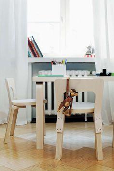pöytä lastentuoli