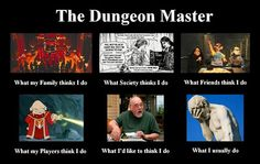 RPG Prattle: The World's Hardest Job: Dungeon Master (Click for article)