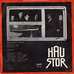 Haustor - Moja Prva Ljubav / Pogled U BB (Vinyl) at Discogs