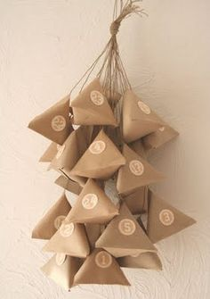 42 Outstanding Advent Calendars Design Ideas For Kids That You Need To Try - The Advent calendar for kids is not only the first decoration that appears in many households, but also the one that best expresses the sense of excit. Christmas Calendar, Christmas Love, Christmas Countdown, Christmas Deco, Christmas Projects, Christmas Holidays, Advent Calendars For Kids, Kids Calendar, Diy Advent Calendar