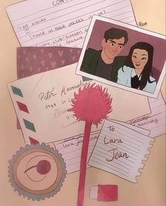 To All the boys I've loved before Lara Jean, Ps I Love, I Still Love You, Love Is Scary, The Kissing Hand, Jenny Han, Fanart, Romantic Movies, Love Movie