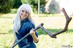 Jackie Frost - a genderbend cosplay from the rise of the guardians