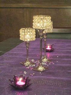 Sweet Sixteen Ideas - Centerpiece