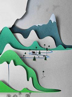 Kağıt Kesme Sanatının En Güzel 31 Örneği