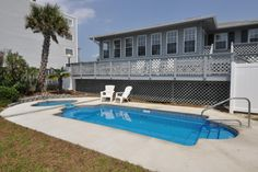 JOLLY MON | North Myrtle Beach Oceanfront Vacation House | Elliott Beach Rentals