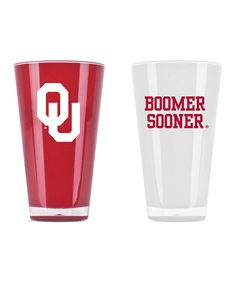 Take a look at this Oklahoma 20-Oz. Insulated Tumbler Set by Duck House on #zulily today!