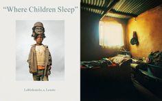 Onde as crianças dormem - James Mollison