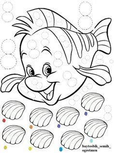 Number 4 - Preschool Printables - Free Worksheets and Coloring Pages for Kids (Learning numbers, counting - Broj 4 - Bojanke za djecu - brojevi, radni listovi BonTon TV Learning Numbers Preschool, Preschool Printables, Kindergarten Worksheets, Free Worksheets, Abc Coloring Pages, Activity Sheets For Kids, Teacher Inspiration, Math For Kids, Baby Learning