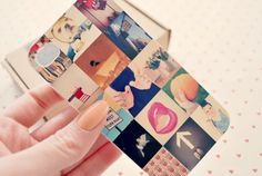 Turn your Instagram photos into your custom case! #casetagram #musthave