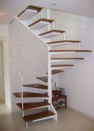 Resultado de imagen para como fazer escada de madeira caracol