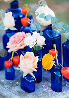 Este post tá uma lindeza que só! #flores #mesa #dicas #decoração