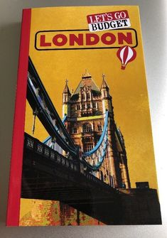 Lets Go Budget London: The Student Travel Guide by Harvard Student Agencies Inc