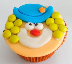 Mais um cupcake da Laila