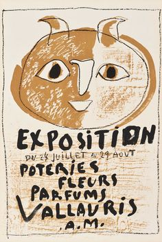 "1989 VINTAGE /""FERNAND LEGER/"" D/'ART MODERNE MOURLOT MINI POSTER COLOR Lithograph"