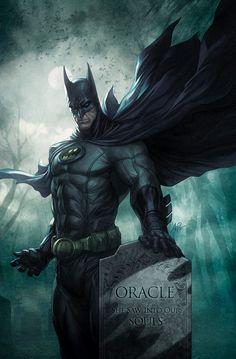 Batman, Stanley 'Artgerm' Lau