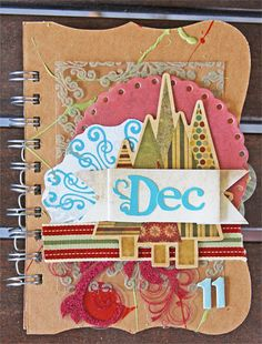 December Daily by Pamela Young