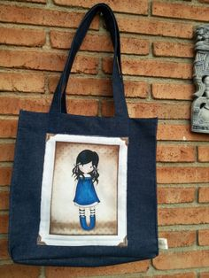 New totebag Gorjuss