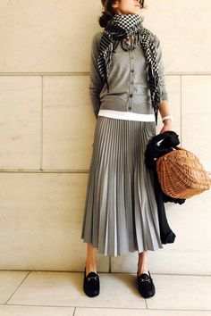 Japan Fashion, Look Fashion, Unique Fashion, Daily Fashion, Everyday Fashion, Fall Winter Outfits, Autumn Winter Fashion, Chic Outfits, Fashion Outfits