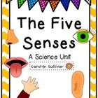 This 80 page Science unit is packed with information to kick off a Five Senses Unit in a Pre-K, Kindergarten or First grade classroom. Students wil...