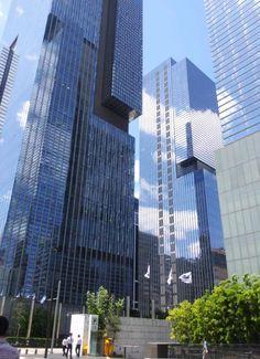 Samsung Headquarters in Gangnam, Seoul