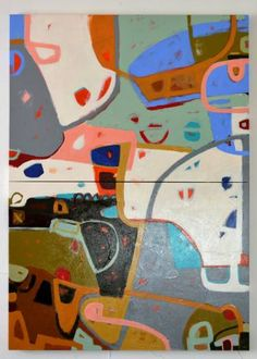 "Saatchi Art Artist Matteo Cassina; Painting, ""The grazing sound"" #art"