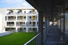 Százlakásos passzívház Angyalföldön | Hamarosan beköltözhetnek a bérlők | Green Press