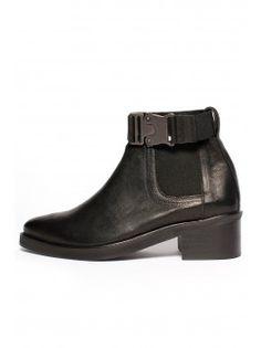 Won Hundred 'Three' Boot - Black