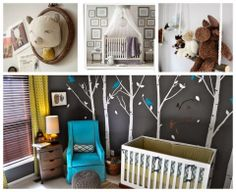Baby Nursery Round Up by Welcome to the Mouse House