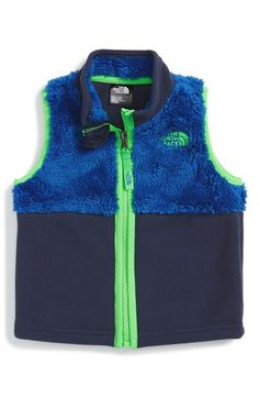 The North Face 'Chimborazo' Vest (Baby Boys) available at #Nordstrom