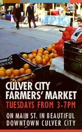 Culver City - Farmers Market