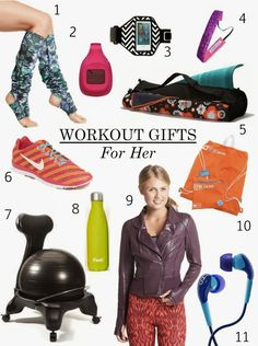 fitness gifts for her