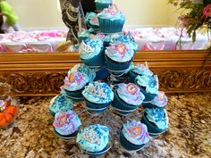 The Baking Fairy: cinderella princess party